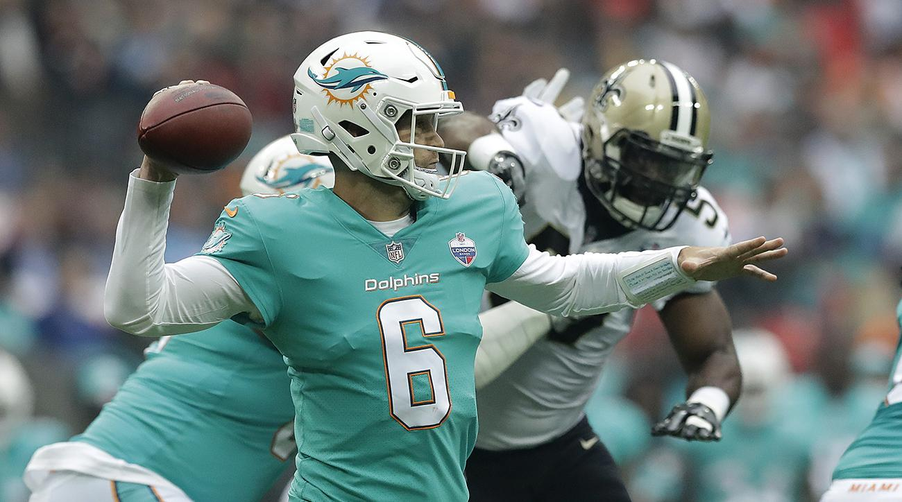New Orleans Saints vs. Miami Dolphins - 10/1/17 NFL Pick, Odds, and Prediction