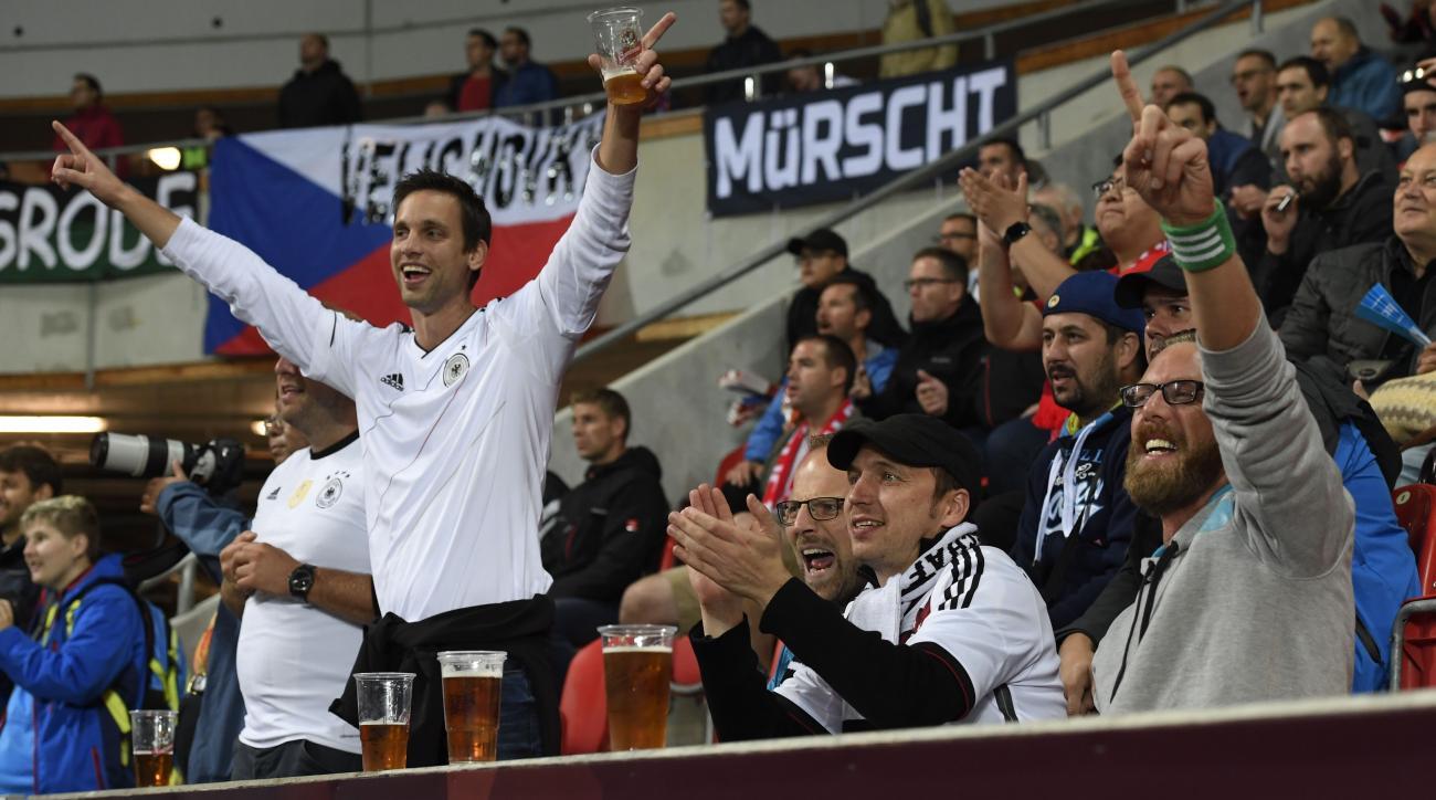 Fifa fines Germany