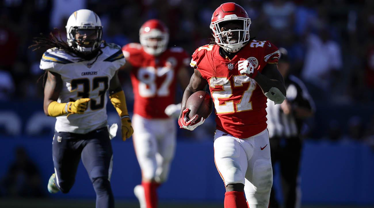 Chiefs' big-play parade is National Football League  record-setter