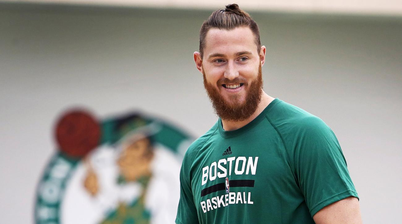 Tommy Heinsohn Had Some Insightful Commentary On Aron Baynes