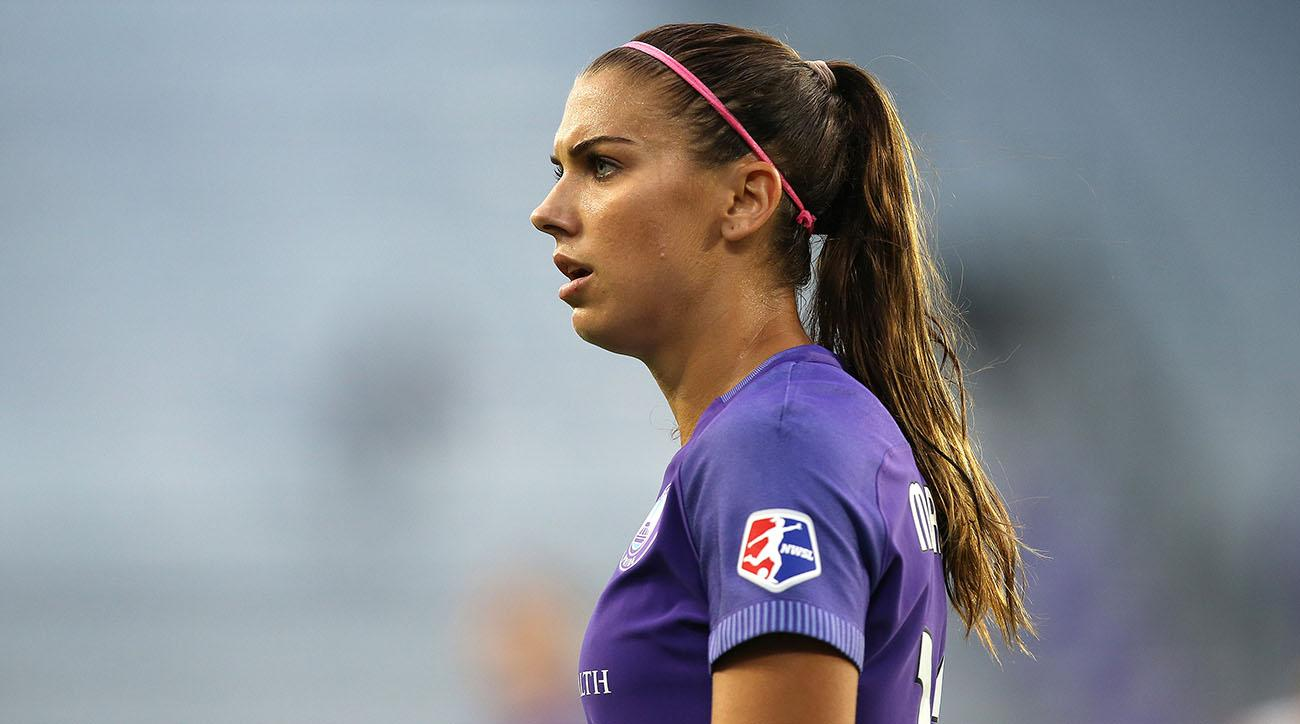 Alex morgan kicked out of epcot at disney world for The morgan