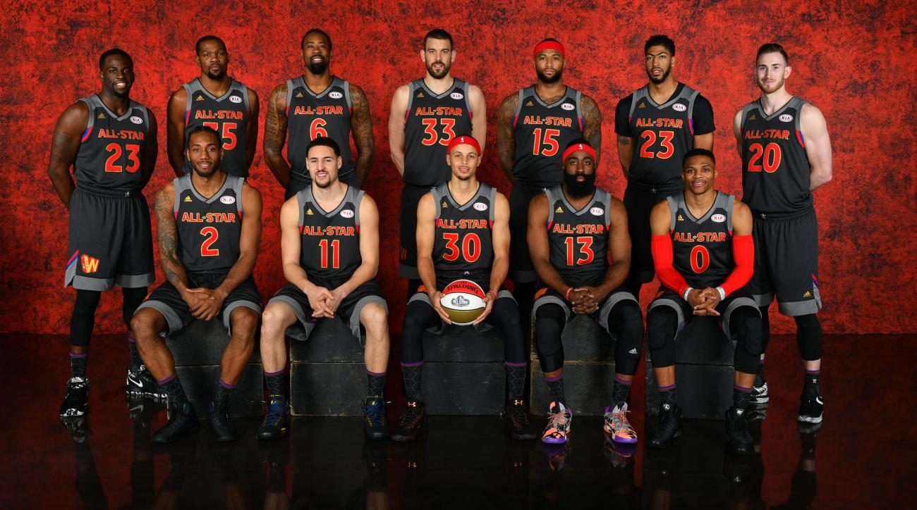 NBA All-Star Game 2020 - Draft results, news, rosters ...