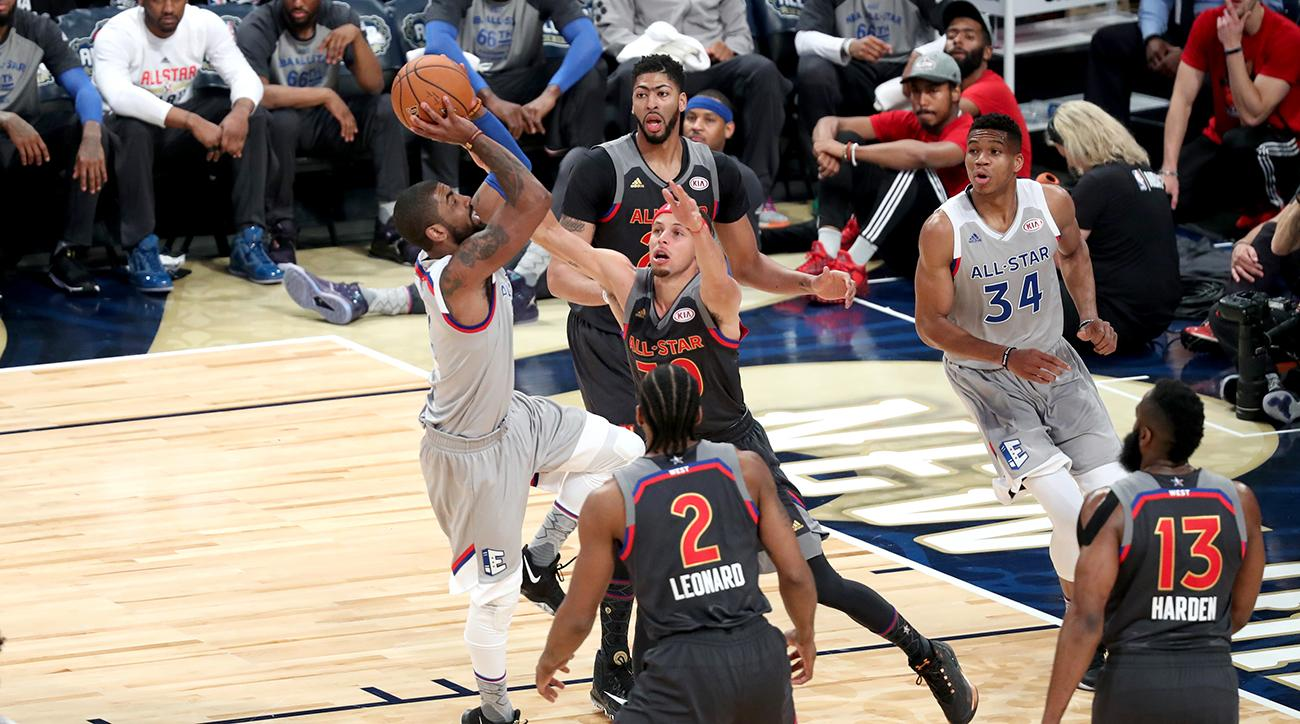 NBA All-Star game changes format b2bcf1d8aa