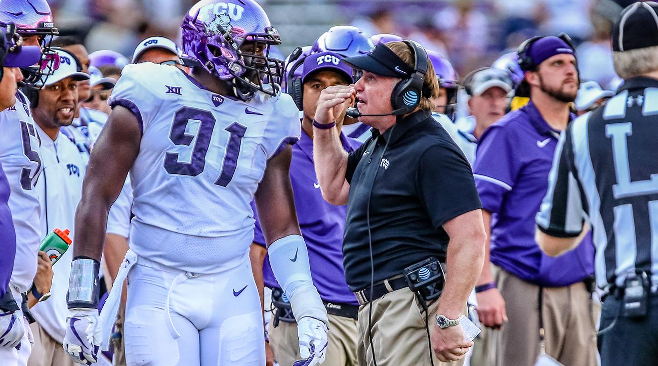 TCU Horned Frogs football: Gary Patterson focused ahead of West Virginia game