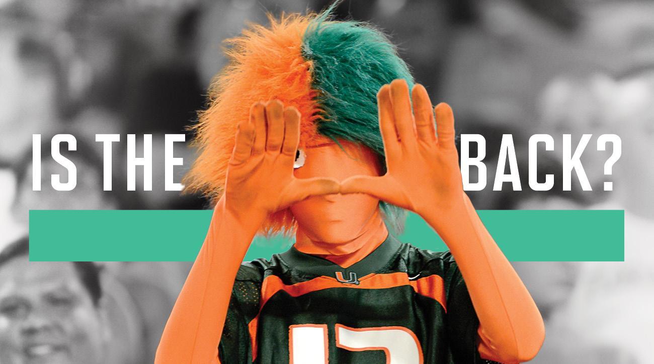 Miami Hurricanes under Mark Richt: Is The U Back?