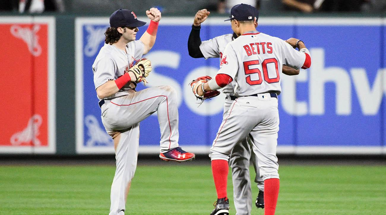 Sports Fix: Astros prepare for ALDS series with the Red Sox
