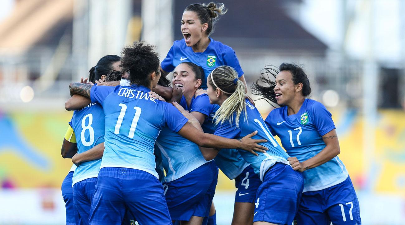 Brazil's women's national team has spoken out against its federation