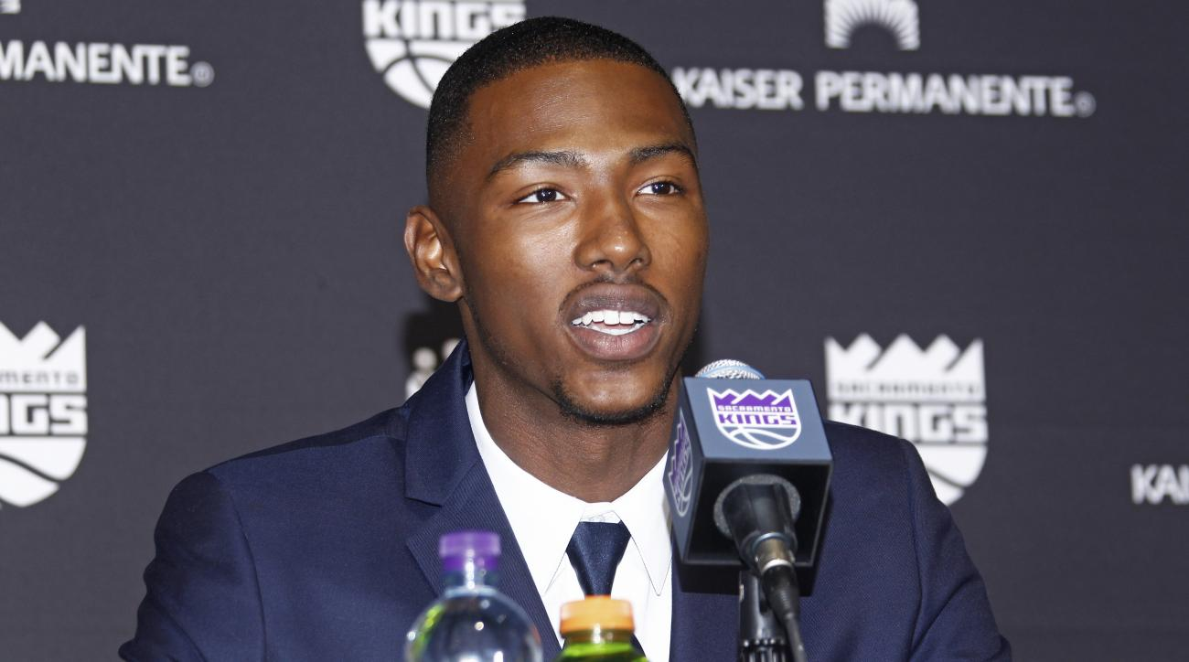 Kings to hold rookie Harry Giles out until at least January
