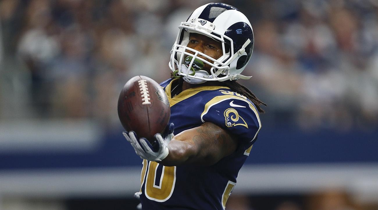 Todd Gurley s breakout keyed by old coach on new Rams staff