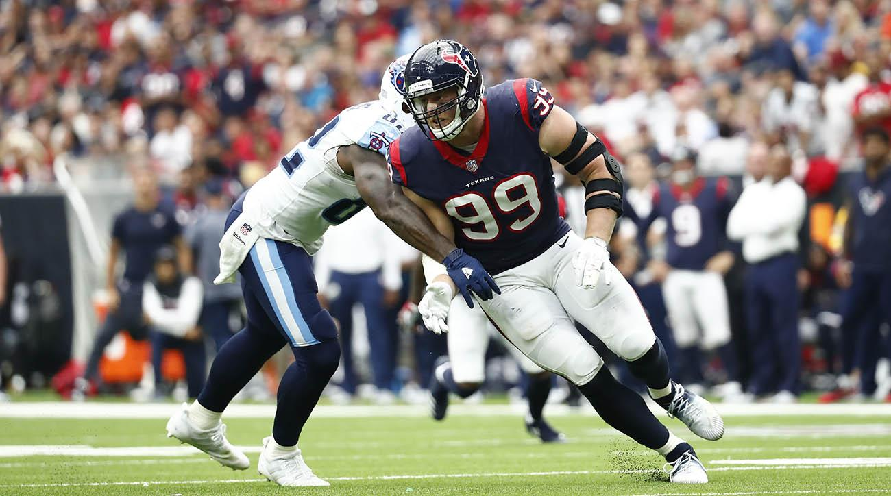 JJ Watt injury news Texans star out for season