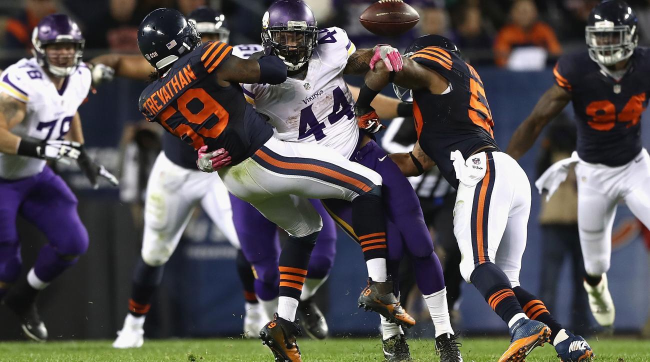Image result for Bears vs Vikings Live pic logo