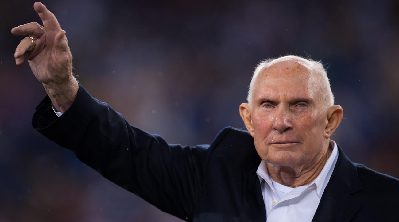 Y.A. Tittle passes away