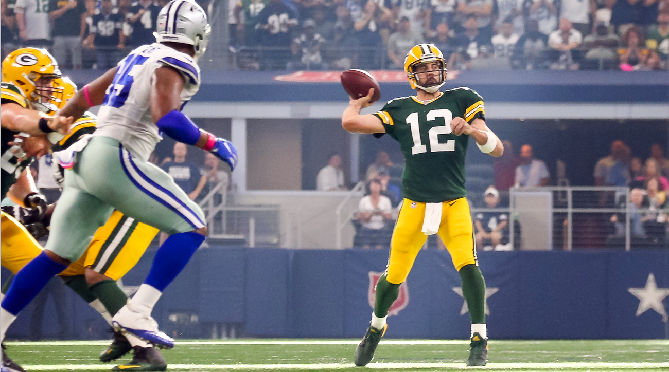 Aaron Rodgers How Packers QB Helps Elevate His Receivers