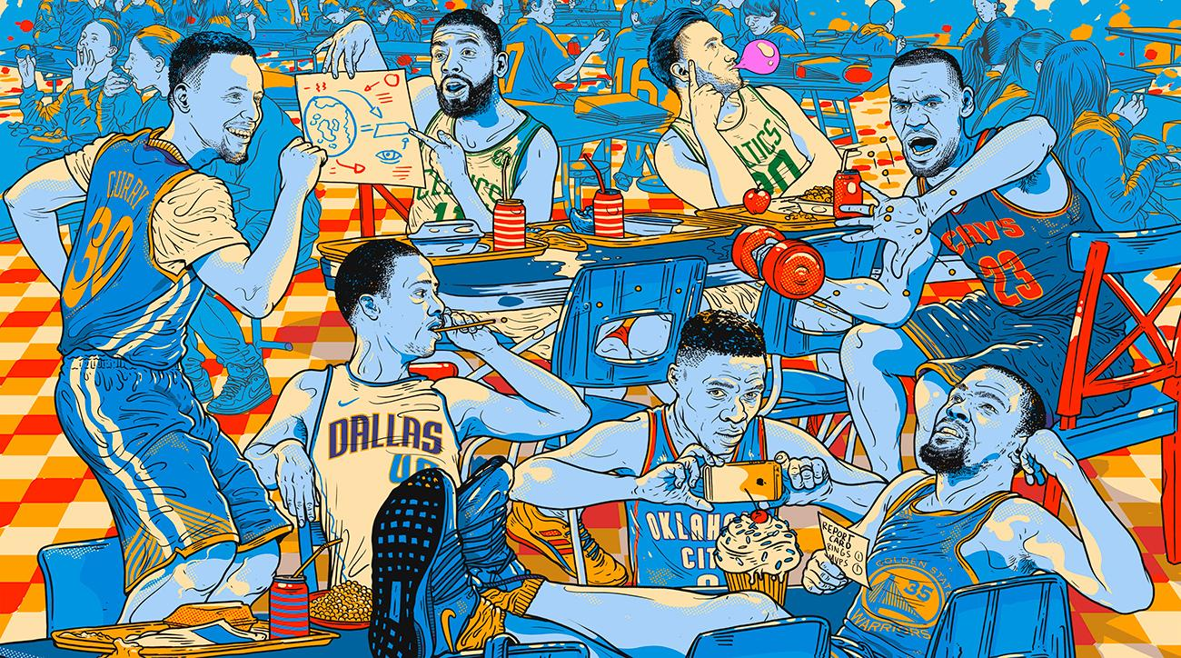 NBA's Summer of Subtweeting