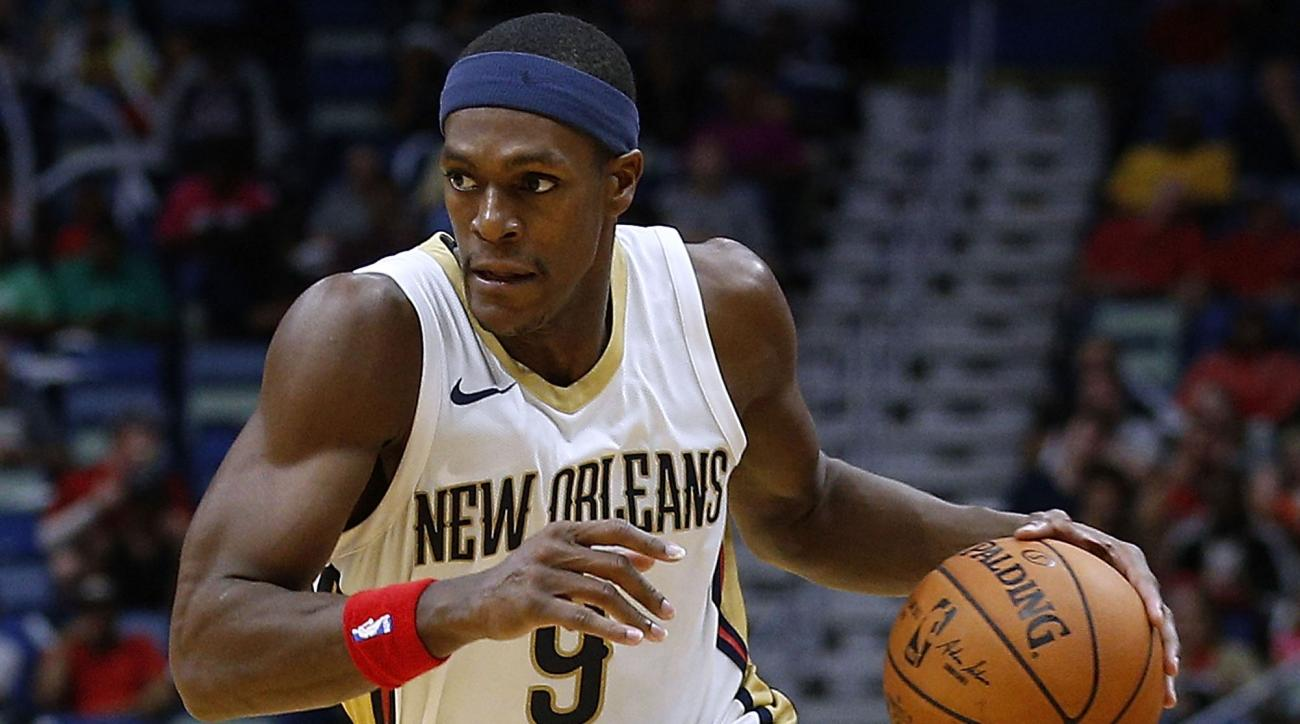 Pelicans' Rajon Rondo Out 4-6 Weeks With Sports Hernia