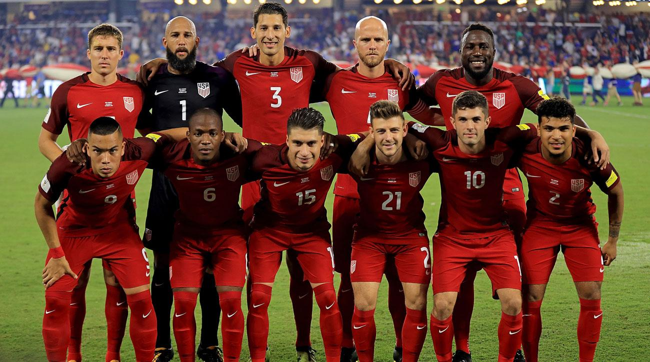 Trinidad and Tobago 2-1 USA