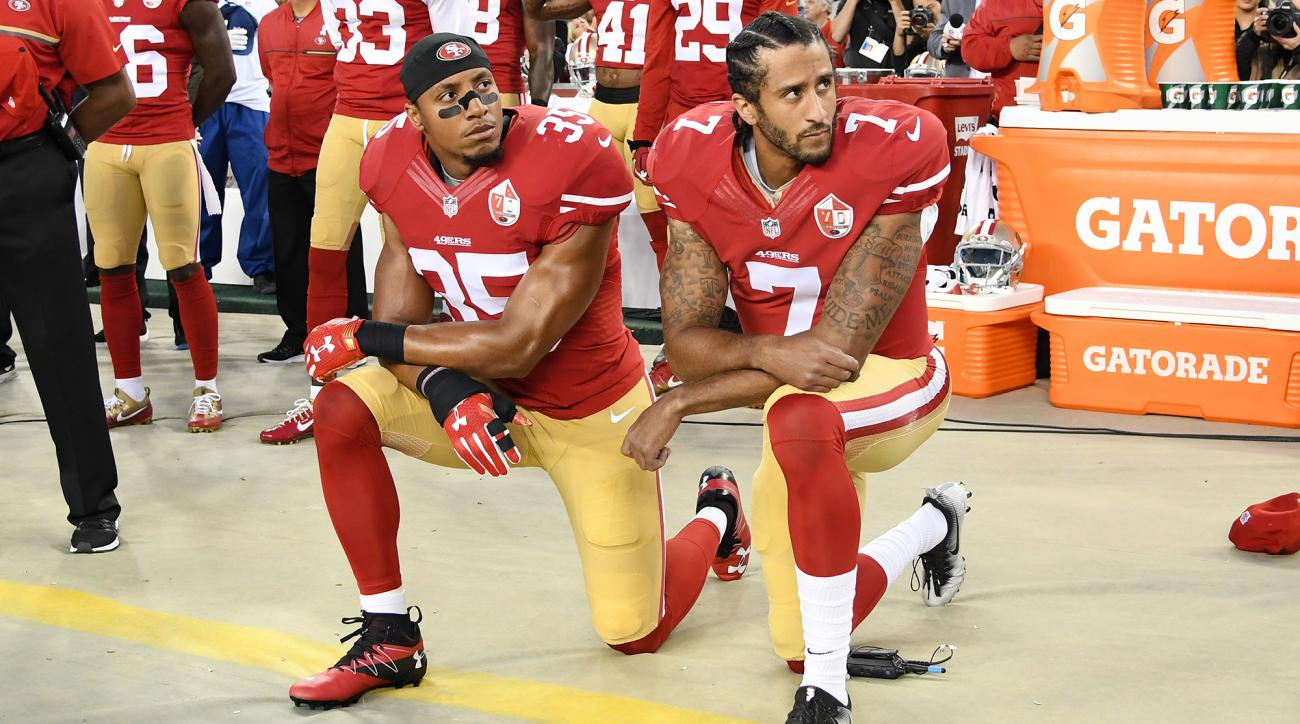 49ers won't force players to stand for anthem