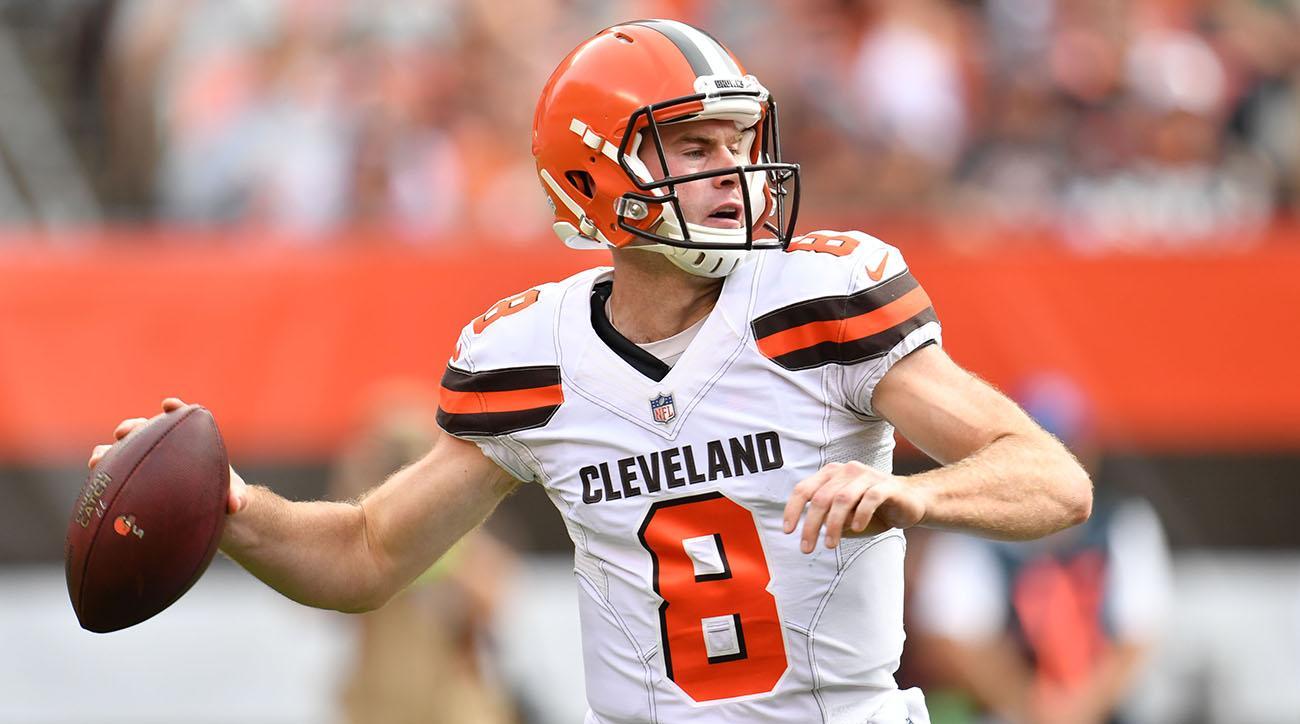 Browns Name Kevin Hogan Starting Quarterback