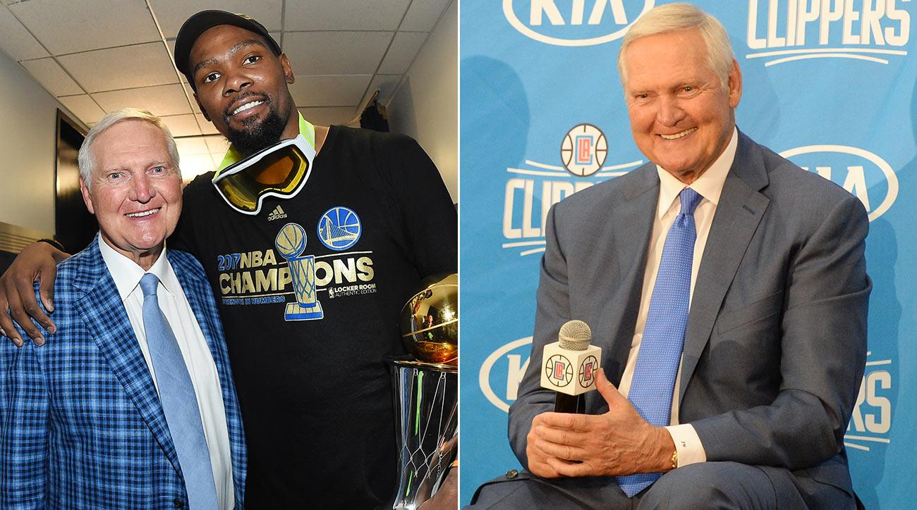 Jerry West s Journey From Lakers to Warriors to Clippers
