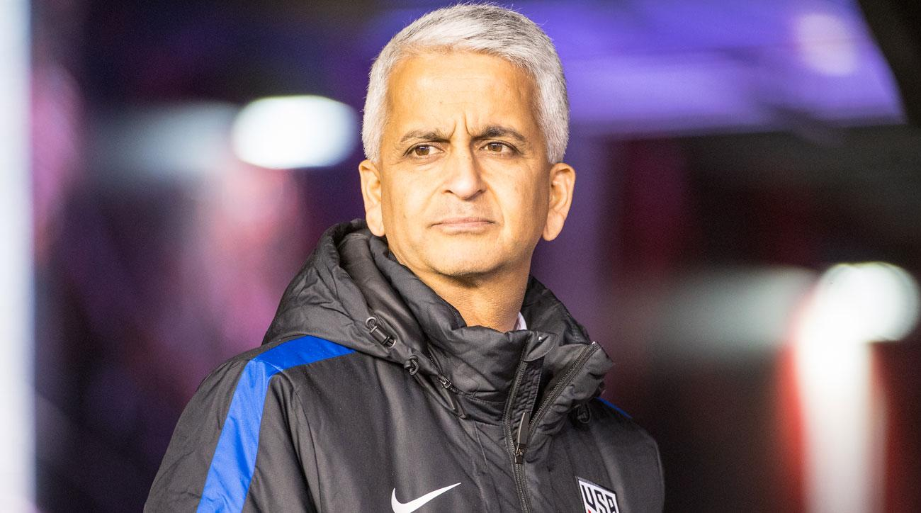 Sunil Gulati appears to be running again for U.S. Soccer president