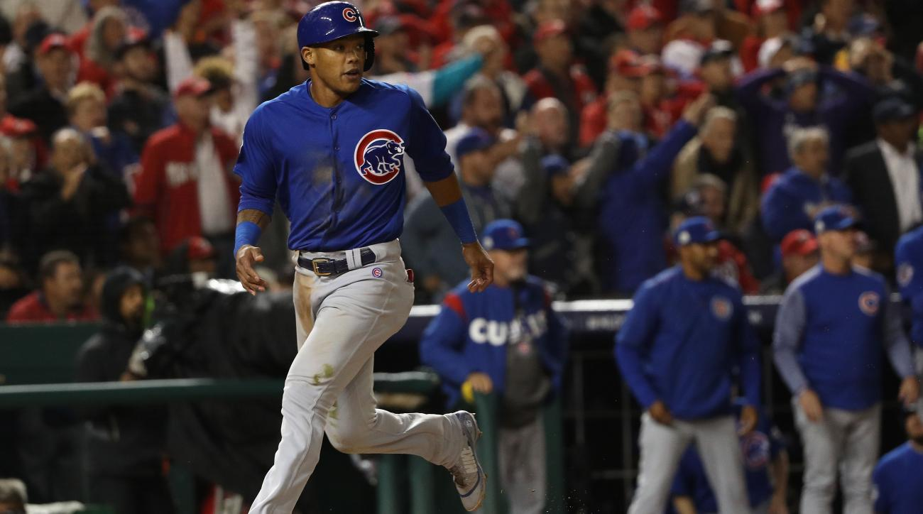 Cubs' bats come alive at right time entering NLCS