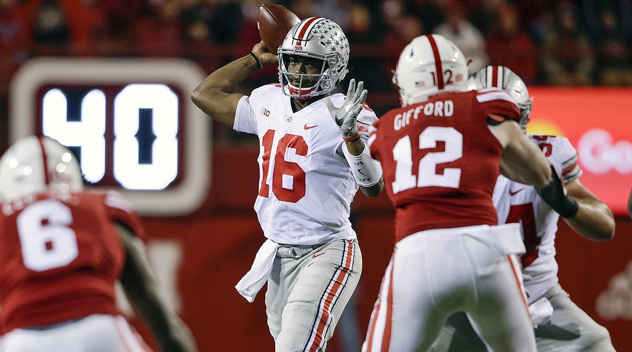 J.T. Barrett, Ohio State offense blow out Nebraska; Penn State awaits