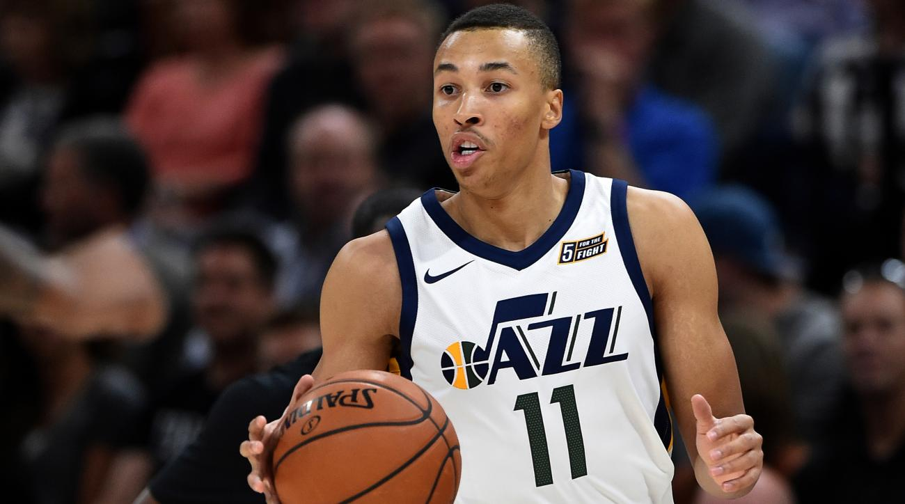 Dante Exum Will Have Surgery on Injured Shoulder, No Timetable for Return