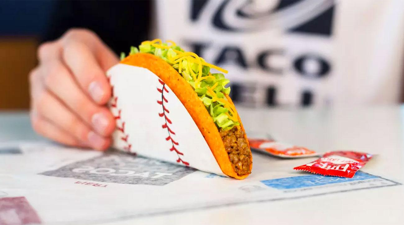 Taco Bell bringing back steal a base, steal a taco for World Series.