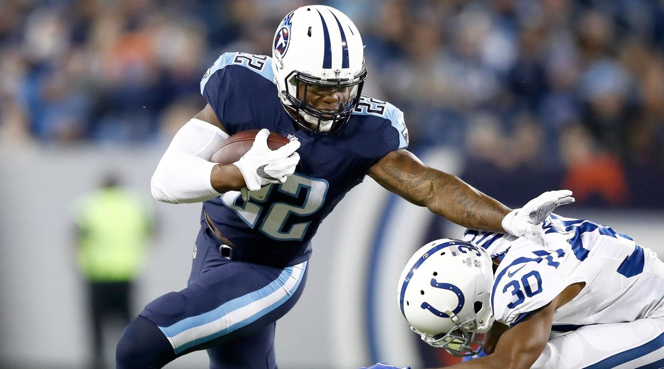 Colts-Titans spread: Tennessee covers on Derrick Henry TD ...