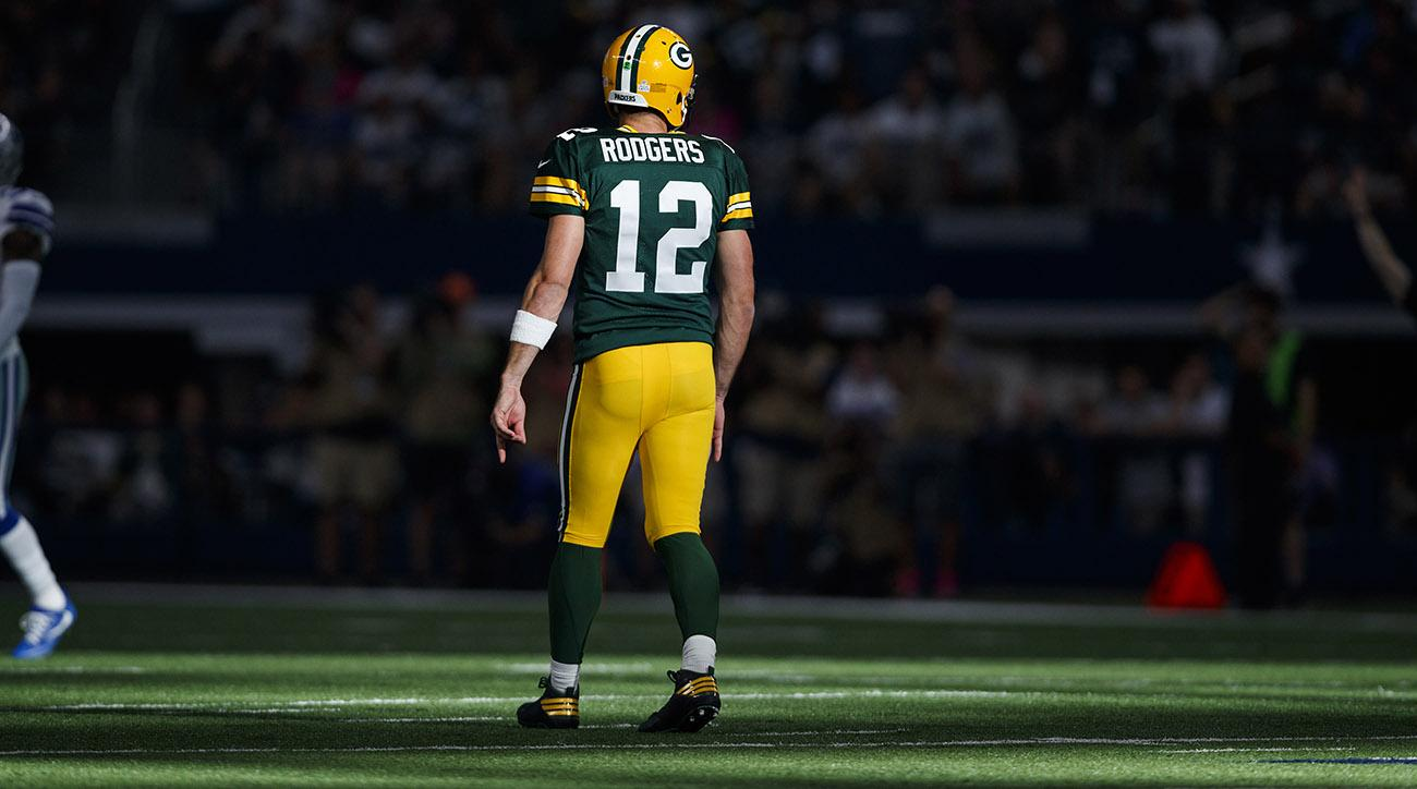 Aaron Rodgers injury update Green Bay business impacted