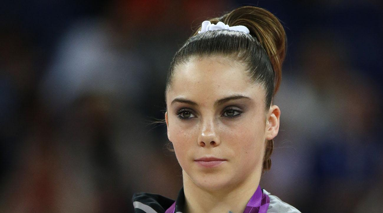 McKayla Maroney: Nassar 'Deserves to Spend the Rest of His Life in Prison'