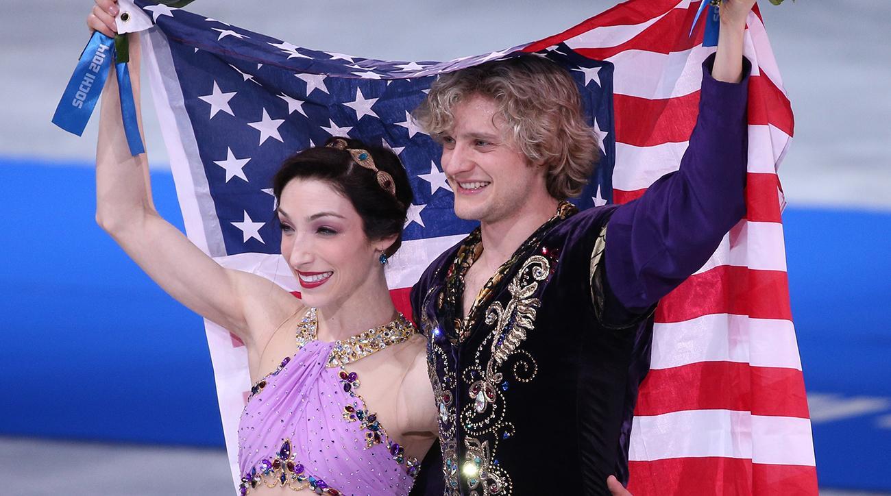 Davis and white figure skating dating