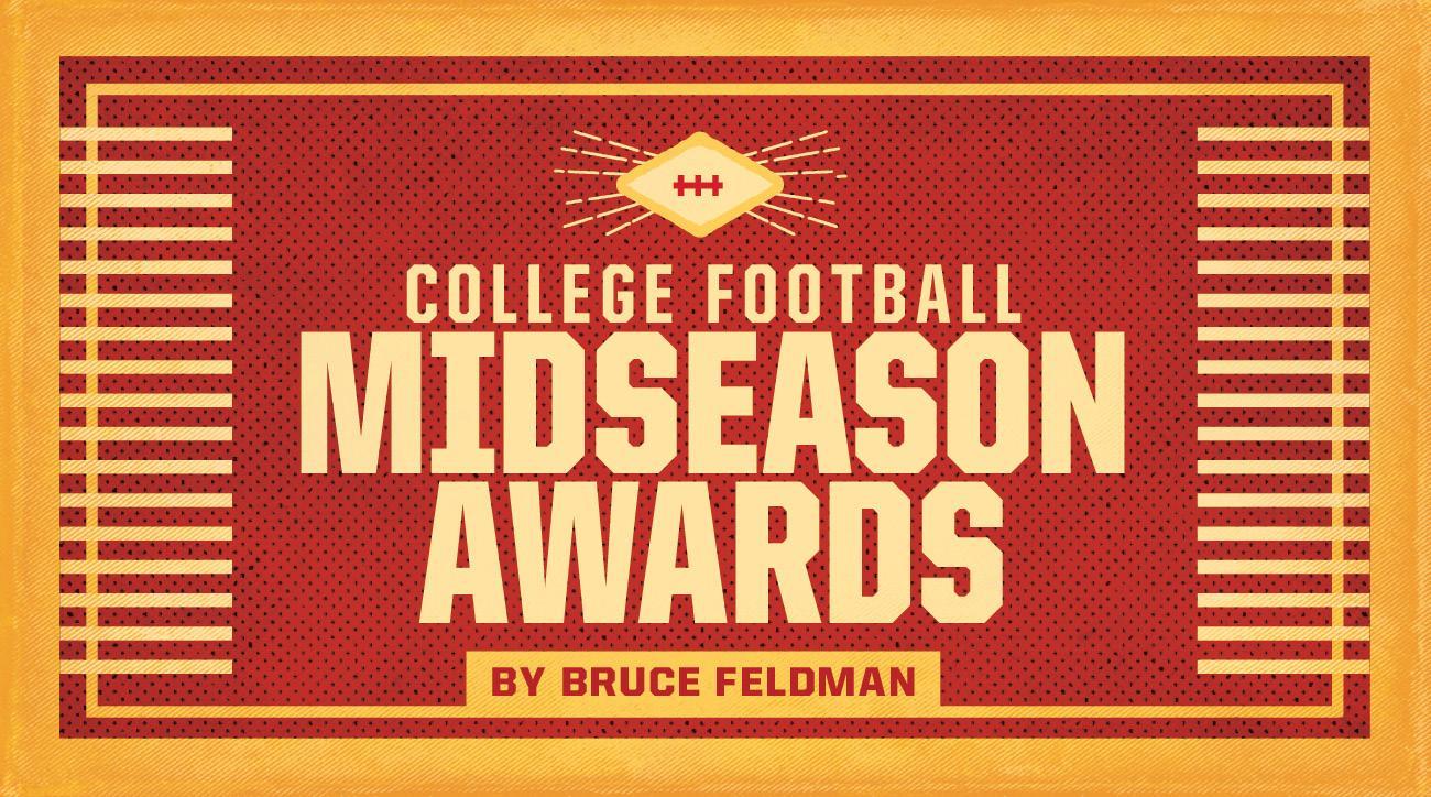 Midseason college football awards: Saquon Barkley, Gary Patterson, Baker Mayfield
