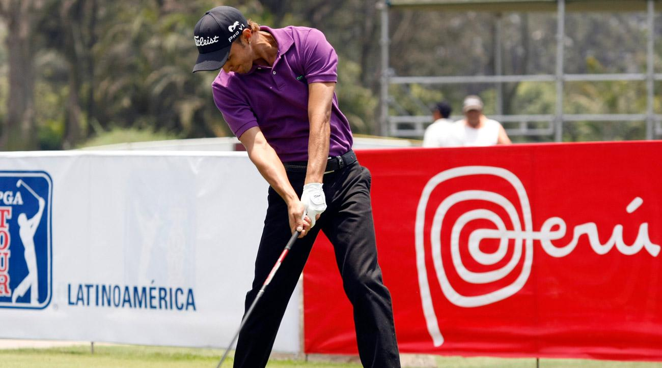 The Lexus Peru Open has a little different twist to it this year.