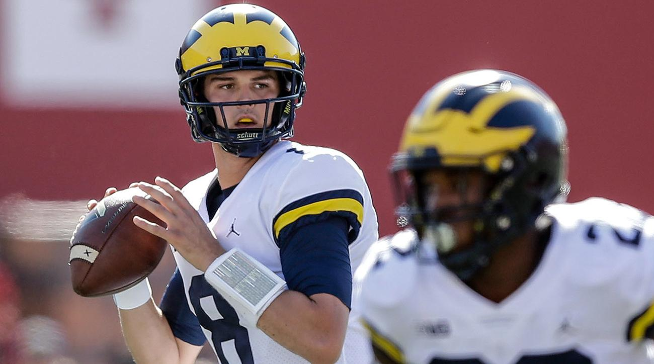 Week 8 picks: Michigan vs. Penn State, Notre Dame vs. USC, Oklahoma State vs. Texas