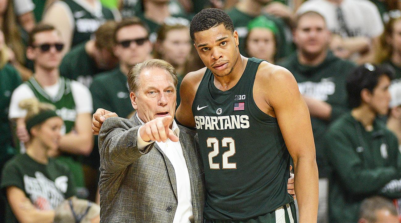 Michigan State Basketball >> Big Ten Basketball Preview Michigan State Is League Favorite Si Com