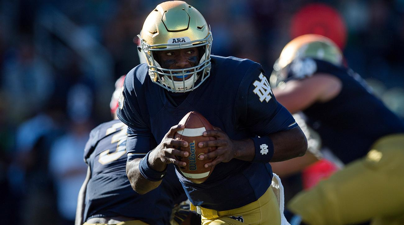 Notre Dame schedule: USC, NC State will show Irish's College Football Playoff mettle