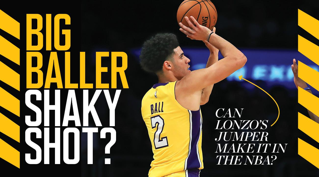 Can Lonzo Ball's Jumper Make It in the NBA? | SI.com