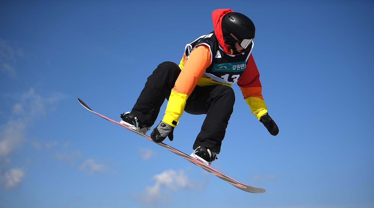 2018 winter olympics sport schedule snowboarding. Black Bedroom Furniture Sets. Home Design Ideas