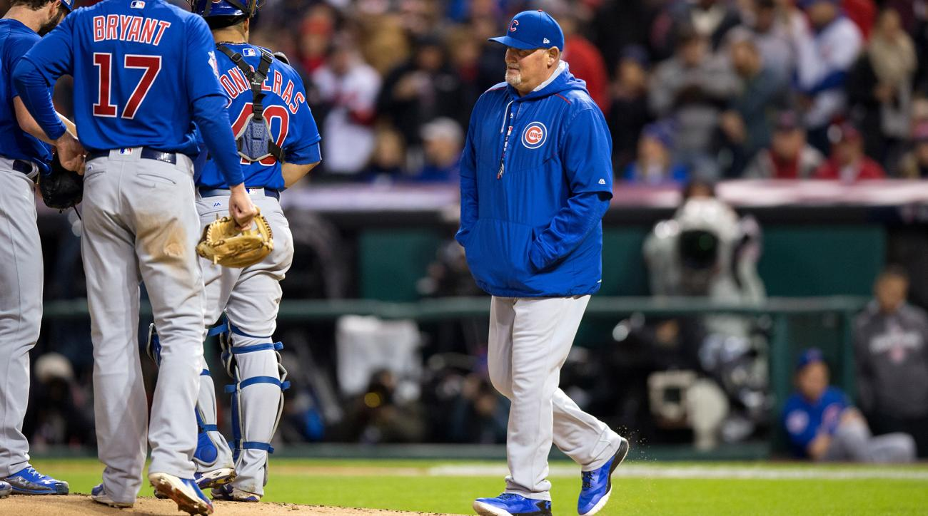 Cubs fire pitching coach Chris Bosio after six seasons with team