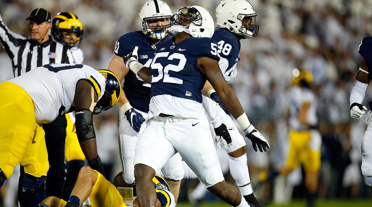 Penn State Puts on Offensive Showcase to Knock Michigan From the Big Ten  Race 21f480230