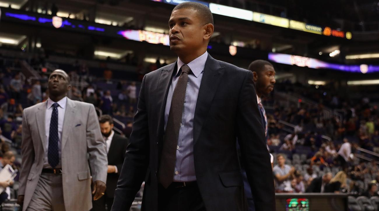 Suns Head Coach Earl Watson Fired After 0-3 Start
