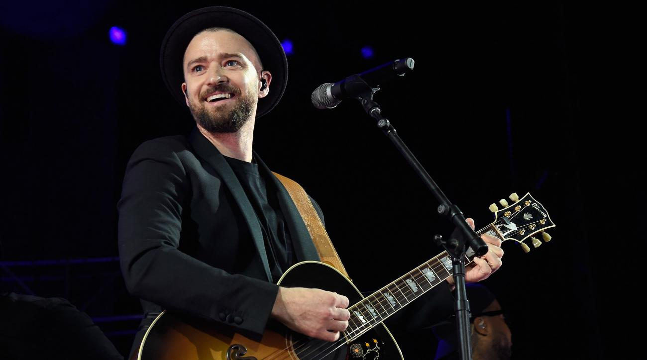 Justin Timberlake Will Perform at the Super Bowl LII Halftime Show