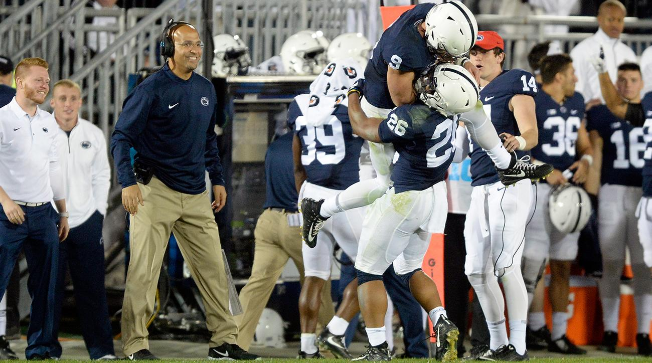 How Penn State, James Franklin, Saquon Barkley stumped Michigan; Ohio State next