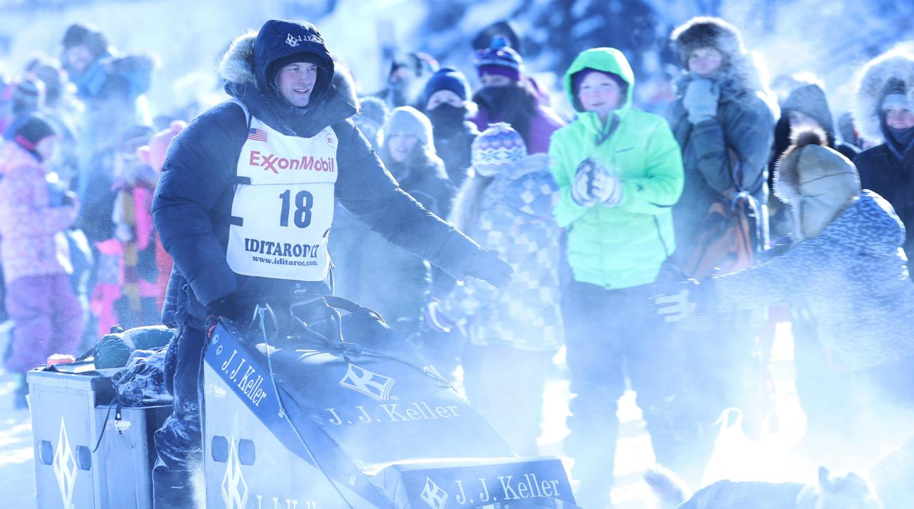Dallas Seavey named as Iditarod musher in dog doping case