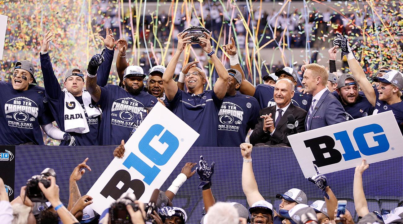 Penn State's Big Ten history: Expansion, controversy, rivalry, championships