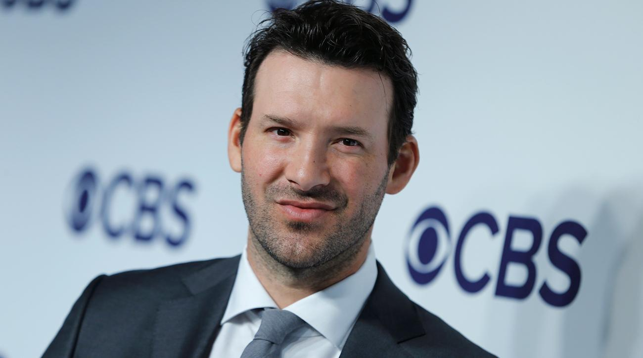 Tony Romo is in his first year as a broadcaster after a 13-year career with the Cowboys.