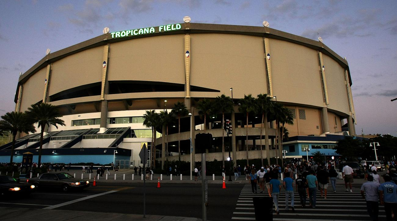 New Tampa Bay Rays stadium: new site in Ybor City proposed ...