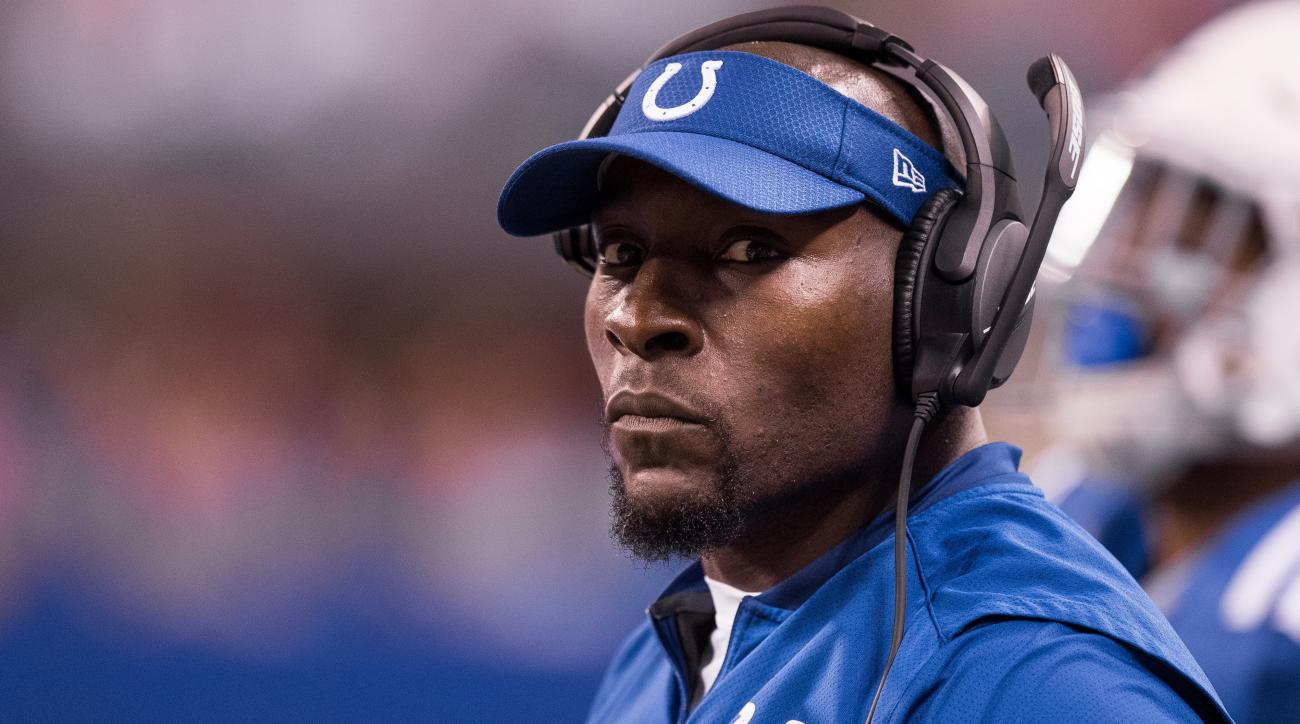 Colts' Coach Robert Mathis Is Arrested On Drunk-Driving Charge