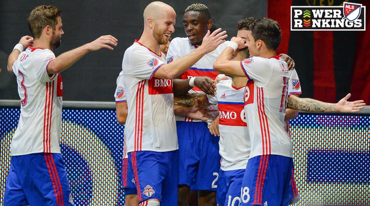 Toronto FC is the favorite to win MLS Cup